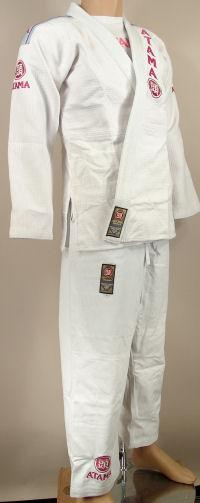 Women's Bleached Judo and Jiu-Jitsu Uniform